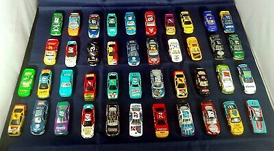 Loose Hot Wheels Nascar Cars Lot Of 42 Racing Champions, Action, More