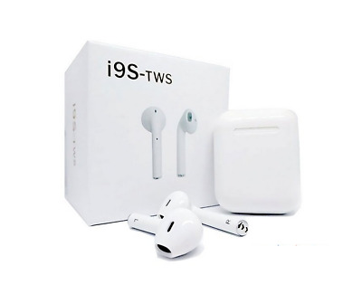 Ecouteurs I9S TWS Sans Fil Intra-auriculaire iOS Android Bluetooth