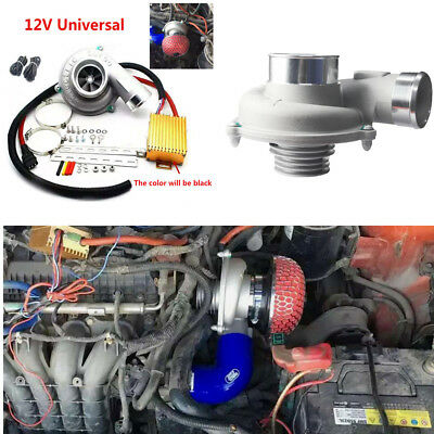 Universal Car SUV Electric Turbo Supercharger Motorcycle Electric Turbo charger
