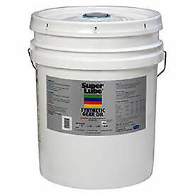 Pail Super Lube® Synthetic Gear Oil ISO 150 5 Gal.