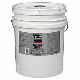 Pail Super Lube® Synthetic Gear Oil ISO 460 5 Gal.