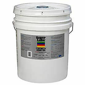 Pail Super Lube® Synthetic Gear Oil ISO 220 5 Gal.