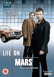 Life on Mars The Complete Season 2 / Series Two DVD - NEW SEALED