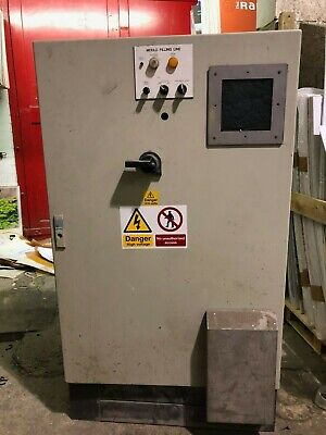 Rittal Large Steel Electrical Switch Enclosure 1400 x 800 x 400