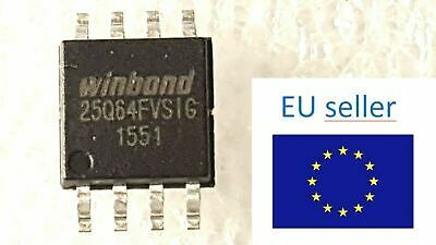 tested New BIOS CHIP HP ProBook 640 G1 645 G1 no password! 655 G1 650 G1