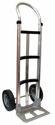 "Magliner Hand Truck, 500 lb. Load Capacity, Continuous Frame Loop, 14"" Noseplate"