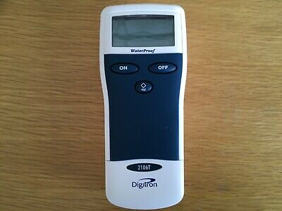 Digitron 2106T Digital Thermometer.T Type Input.Boxed with Instructions.