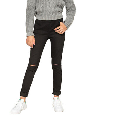 La Redoute Collection Girls Skinny Jeans 10-16 Years 350077179