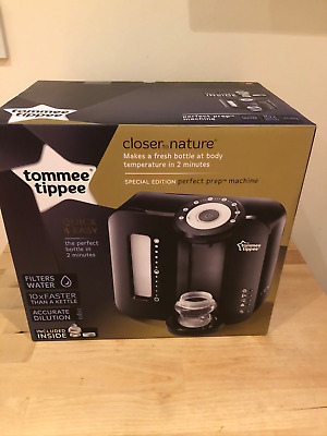 Tommee Tippee Perfect Prep Machine Special Edition Brand New
