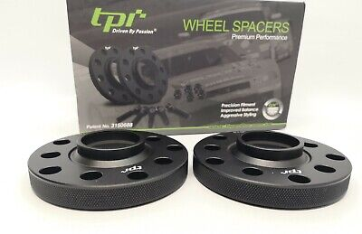 Taperpro TPI AUDI 5X100/5X112 Car 20MM 57.1CB Hubcentric Spacers (1 Pair) OPEN#
