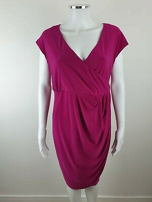 Next Party Evening Occasion Stretchy Pencil Style Dress Size 14 Maternity
