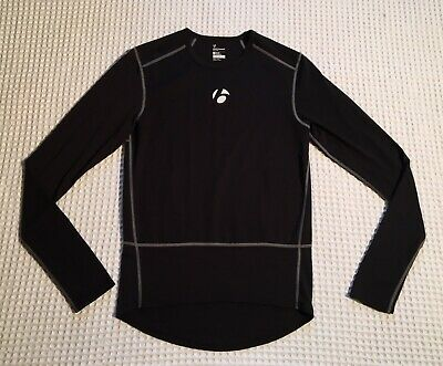 Bontrager B3 Long Sleeve Baselayer SIZE XL Black 4m
