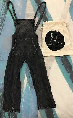 Children of the tribe flare overalls 0 nwot