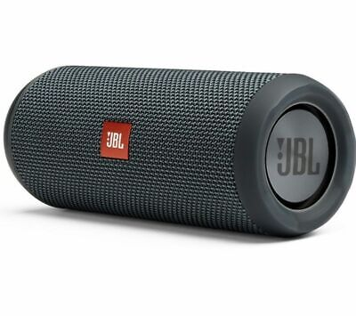 JBL Flip Essential Portable Bluetooth Speaker - Black - Currys