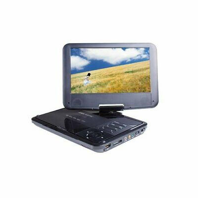 Majestic Lettore Dvd Divx Con Monitor 9'' Usb Out_Dvx180