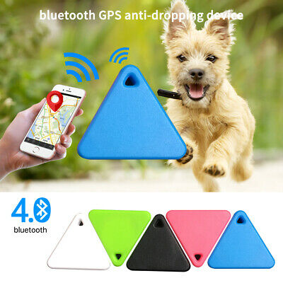 Pets Dog Trackers Bluetooth Anti-theft Tag Wallet Car Device For Pet Equipments