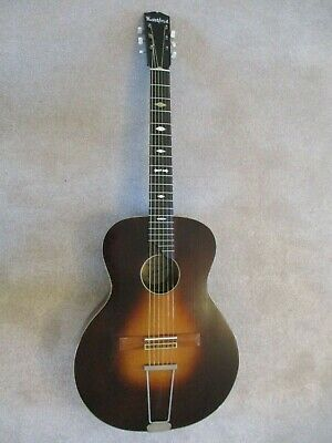 Acoustic Guitar:Vintage 1950s:Archtop:by Grimshaw:UK:Well looked after.