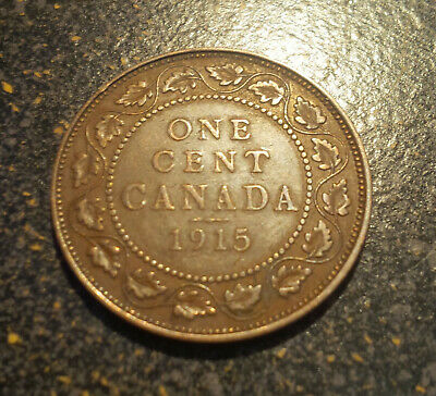 1915 Canada Large Cent - P1915-11