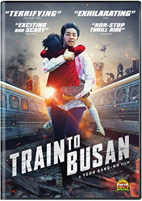`Gong,Yoo`-Train To Busan (Us Import) Dvd New