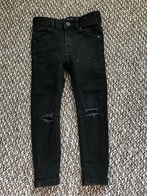 Boys Next Black Skinny Jeans Age 3 Years
