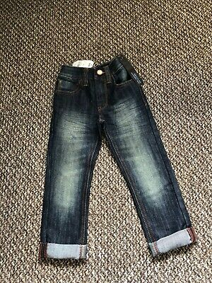 Boys New Next Jeans Age 3 Years