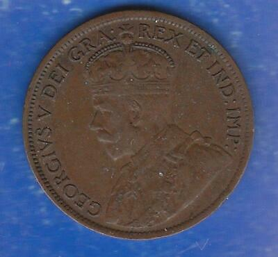 1916 Canada Large Cent very fine inv#4869