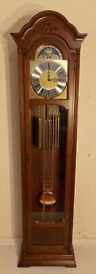 Hermle Grandfather Clock-Brand New/West Chime/NATIONWIDE PERSONAL DELIVERIES