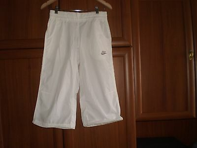 """Breeches""""Nike""""Girls Filles Adjustable White Age:10/12  Size:M 14-152 cm New"""