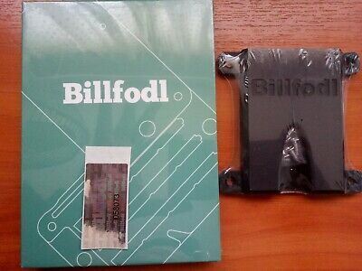 Billfodl crypto wallet + tamper proof sticker + casing (better than Cryptosteel)