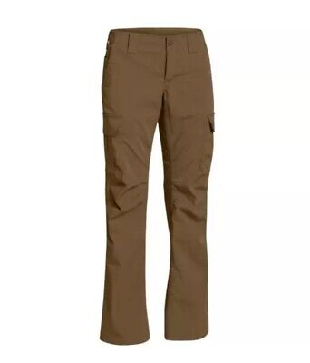 Under Armour Women's Tactical Patrol Pants Coyote Brown 6 - 1254097-220
