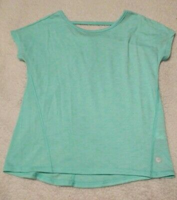 Avia Short Sleeve Shirt Size Girls Medium (7-8) Athletic Wear