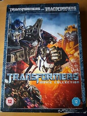 , Transformers Movie Collection, Very Good, DVD
