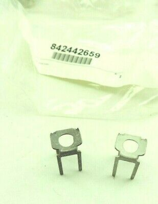 Lot of 10 Bags 2 (20 Total) 842442659 LUCENT TECHNOLOGIES  LUG TERMINAL PUNCHING