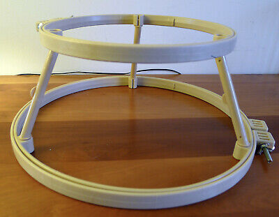 """Morgan Products 303 Lap Stand Combo 5/"""" /& 7/"""" Hoops"""