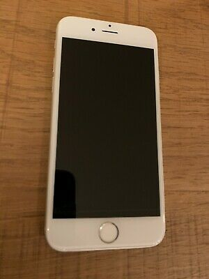 Apple iPhone 6s Plus 16GB Silver (EE) comes with apple Case & Screen Protector