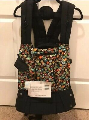 LILLEBABY Complete 6 Position All Seasons 3D Mesh Baby Carrier. Color is Stone