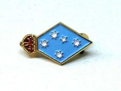 Small Victorian Girl Guides Badge / Pin