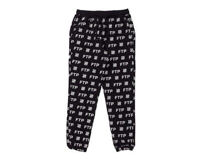 XL NWT MENS UNCLE RALPH HAREM BLACK WITH RED SKELETON JOGGER SWEATPANT SIZE S