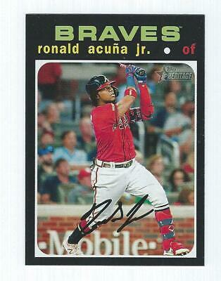 2020 Topps Heritage - ACTION VARIATION SP - You Pick From List