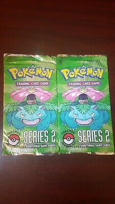 2 Cards per Pack POKEMON ORGANIZED PLAY POP SERIES 2 TCG SEALED BOOSTER PACK