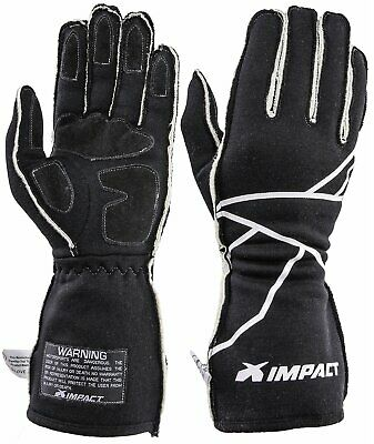 Impact Racing 35500510 Axis Gloves