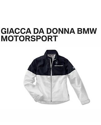 Giacca Originale Bmw Motorsport Tg.s Kway Donna *
