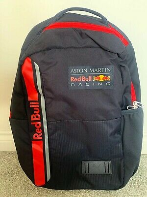 2019 Aston Martin Red Bull Racing F1 Bag Backpack - Brand New Official Product