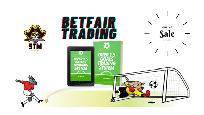Betfair trading, on a CD how to get it right, trading over 1.5 goals