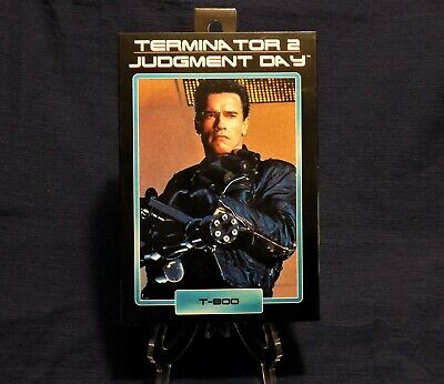 NECA Ultimate - T-800 Terminator 2 Judgement Day Action Figure Arnold
