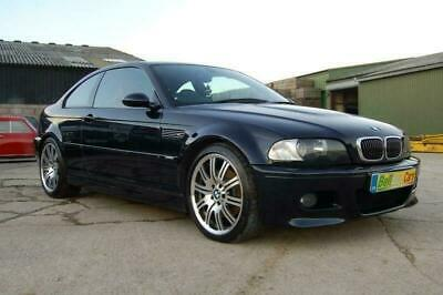 2005 55 Bmw M3 3.2 2005 E46 Automatic Sequential 340 Bhp Heated Red Leather Crui