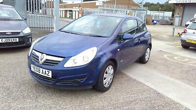 Vauxhall/Opel Corsa 1.3CDTi 16v Club £30/road tax