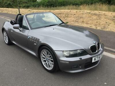 2001 BMW Z3 3.0 Sport 2dr Convertible Petrol Manual