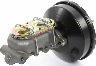 JEGS 630062 Power Brake Conversion Kit with Proportioning Valve for 1967-1969