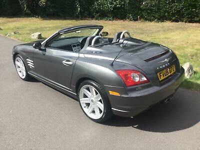 2005 Chrysler Crossfire 3.2 Roadster 2dr Convertible Petrol Manual